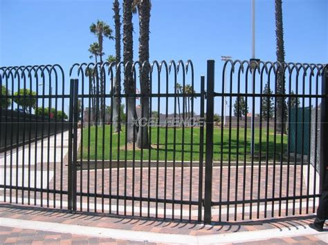 Security Trellis industrial security fence china mainland fencing