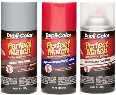 dupli color auto spray paint for domestic import cars 8 oz dupdsseries