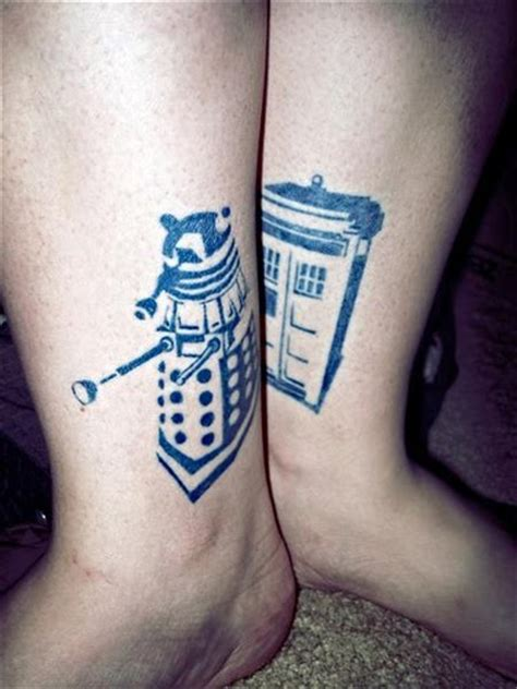 tardis tattoo hello i m the doctor doctor who tattoos