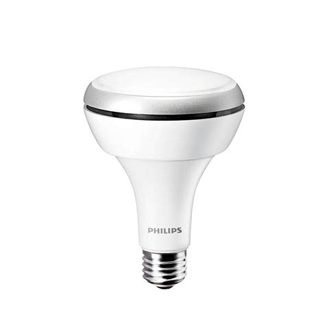 Philips 12 Watt 65w Br30 Bright White 3000k Indoor Led Flood Light Bulbs Indoor