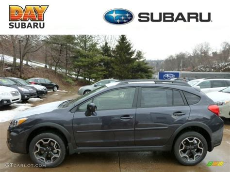 grey subaru 2013 dark gray metallic subaru crosstrek 2 0 premium