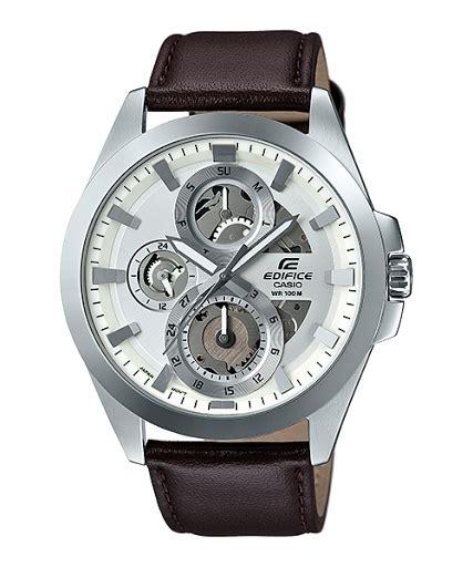 Jam Tangan Pria Noviforce Tali Kulit Berkwalitas Tinggi 3 jual jam tangan casio edifice esk 300l jam casio jam tangan casio jual casio jam