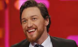 james mcavoy graham why james mcavoy pretended to cry at audition revealed on