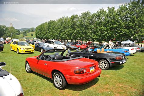 mazda miata 91 1991 mazda miata at the pittsburgh vintage grand prix car show