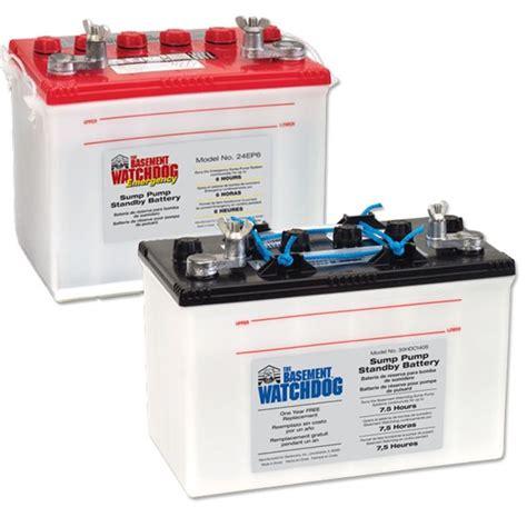 basement watchdog replacement battery cell batteries basement watchdog