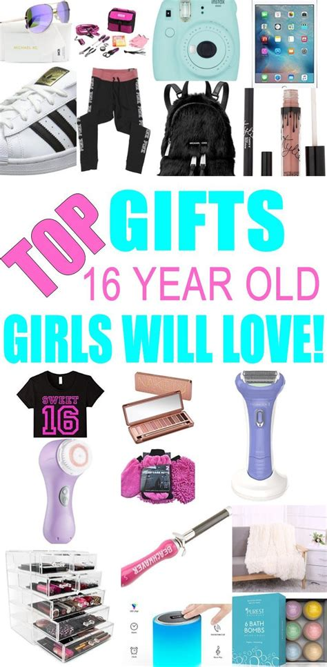 brst christmas gifts for 16 year ild 12 best gifts for 16 year images on 16th birthday present ideas