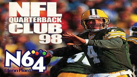 nfl quarterback club  nintendo  review hd youtube