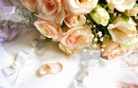 wallpaper bunga dan cincin обои цветы flowers bead бусинка ribbon обручальные