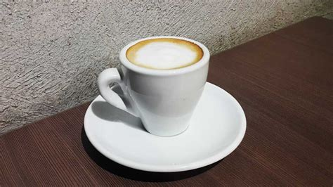 espresso macchiato double f b training