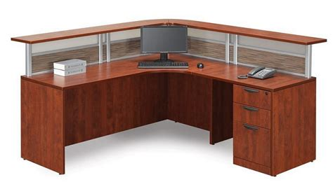 ndi office furniture plb16 reception office desk suite