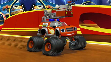 Blaze And The Monster Machines Party Accessories Blaze Truck
