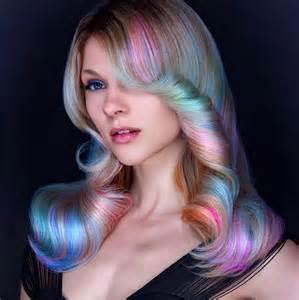 amazing hair colors magic unicorn opal hair color strayhair