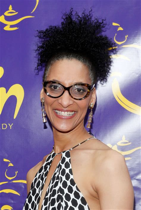 is carla hall going gray carla the chew hair why carla hall is embracing her gray
