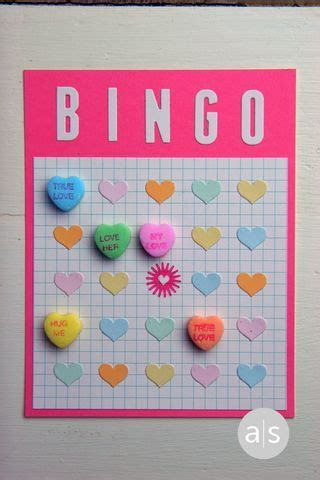 Conversation Hearts Bingo Cards Template by 17 Best Images About Holidays On Jelly Beans