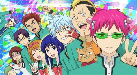 K Anime Season 2 by The Disastrous Of Saiki K Season 3 Release Date