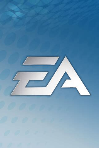 ea sports logo iphone wallpaper idesign iphone