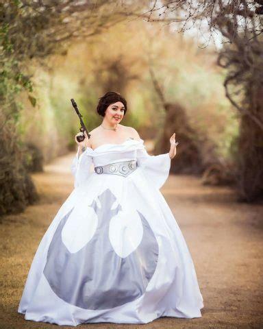 Leia Dress princess leia s dress turned into a gown 171 adafruit
