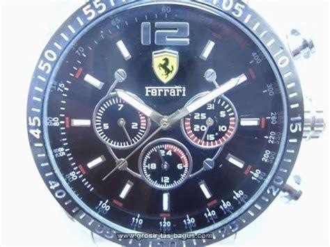 Jam Tangan Alba 305 Silver Black jam tangan kw 305 silver black terbaru