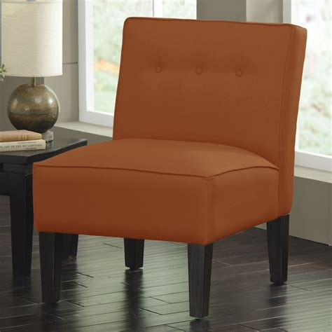 skyline furniture chair skyline furniture 5805patriottang armless tufted accent