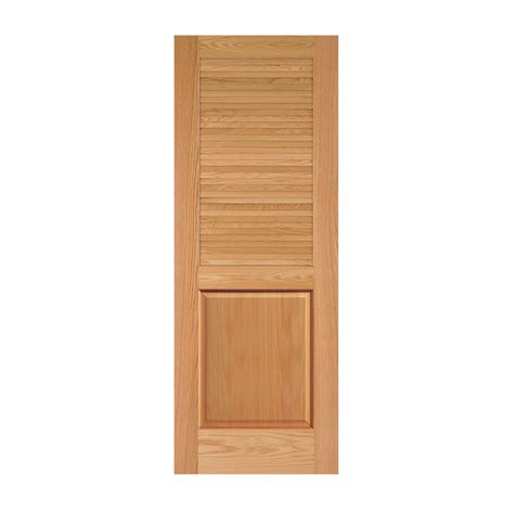 louvered cabinet door panels louver panel oak doors craftwood products for