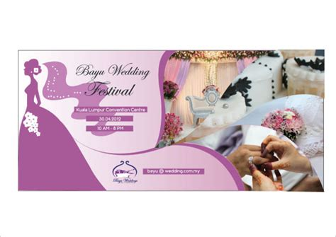 Wedding Banner For by Wedding Banner Template 21 Free Sle Exle Format