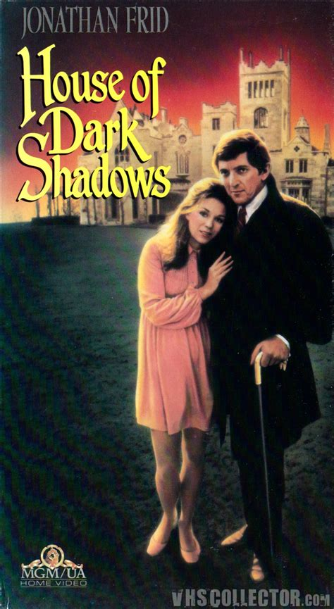 house of shadows house of dark shadows vhscollector com your analog videotape archive