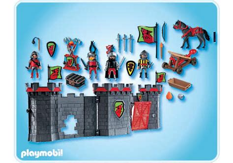 Playmobil Scheune Bauanleitung by S Take Along Castle 4440 A Playmobil