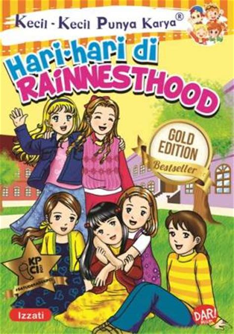 Kkpk New buku kkpk hari hari di rainnesthood new penulis sri izzati