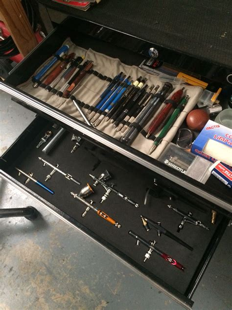 set tool hobby room workbench wood turning projects
