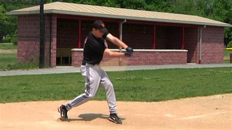 swing hitter 11 12 hand wrist action on baseball bat learn baseball