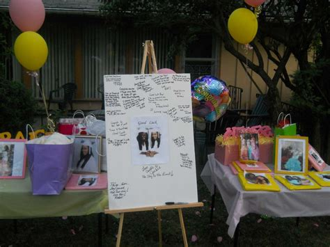 themes for a college party pink yellow farewell party party ideas photo 5 of 35