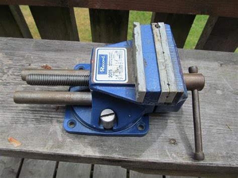 record bench vise record 2075 bench vise saanich victoria