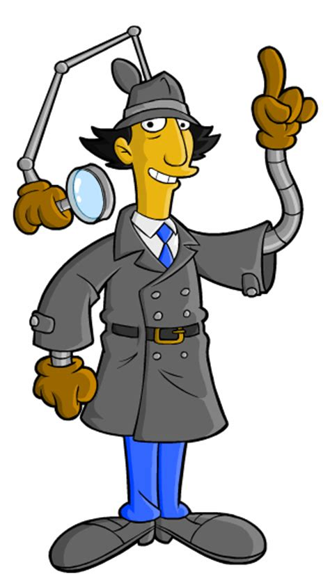 Imagenes Animadas Inspector Gadget | imagenes de dibujos animados inspector gadget