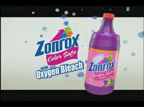 color safe zonrox color safe with oxygen 2012 tv commercial