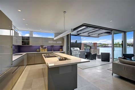 home interiors kitchen floating home interiors for west coast living