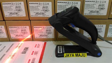 Asli Import Barcode Scanner Datalogic Qw 2100 Series Qw2120 Usb jual scanner barcode datalogic qw2100 quickscan lite linear imager jaya maju