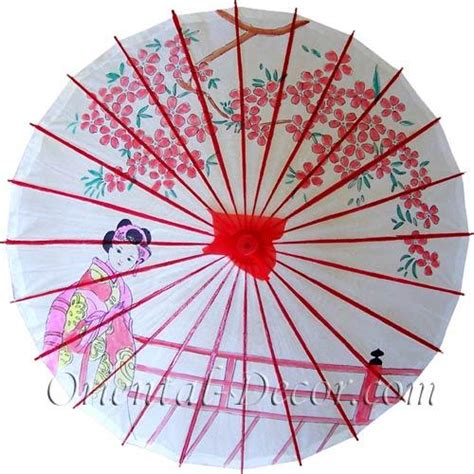 japanese umbrella pattern paper umbrellas japanese geisha