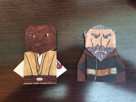 Origami Count Dooku - mace windu search results origami yoda page 14