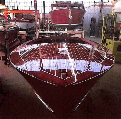 boat varnish refinish stain paint varnishing boats mahogany bay