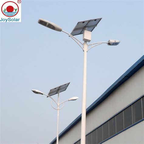 solar street l china double arm solar street light china solar street