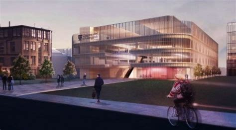 design management glasgow hok appointed to design a new research hub for glasgow