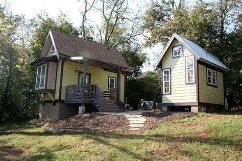 renting a tiny house piccole case in legno mobili o fisse