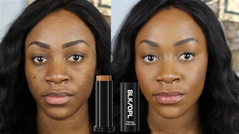 black opal true color black opal true color foundation demo review