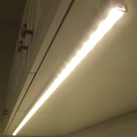48 inch led light hbnw48 led dimmable under cabinet light 48 inch neutral
