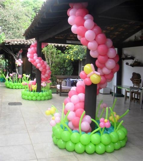 fabulous balloon decorations    ideas