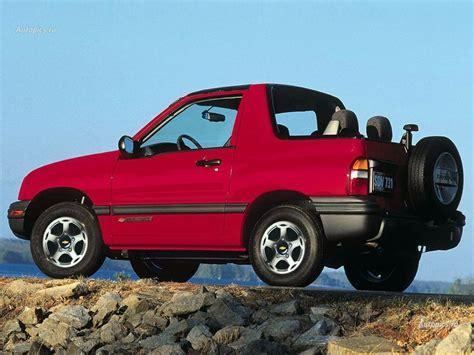 chevy tracker chevrolet tracker convertibe 1 6 i 16v 97 hp