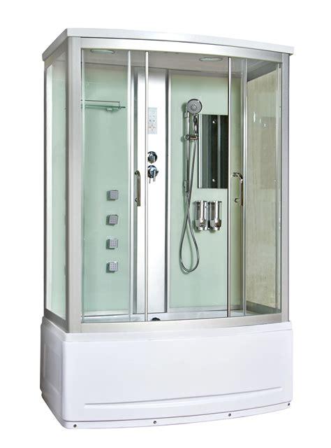 vasche idromassaggio combinate vasca combinata idro zahir 135x85 cm 8 getti regolabili