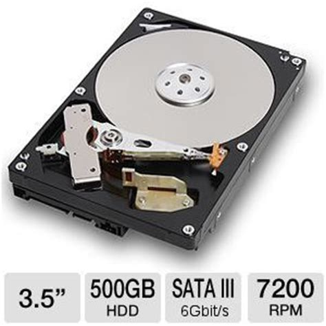 Hardisk 500gb Toshiba Toshiba 500gb Disk Drive 500gb 7200 Rpm Sata 3 5 Hdkpc05 At Tigerdirect