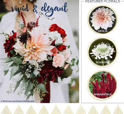 Fall Wedding Flower Ideas by 33 Impressive Fall Wedding Flowers For Your Special Day