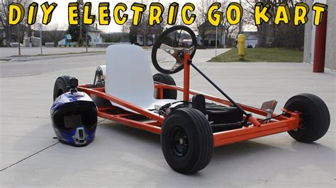 how to make a go kart motor how to make an electric go kart